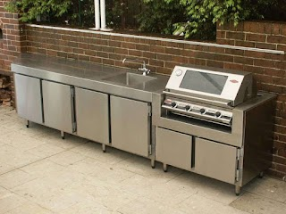 Stainless Outdoor Kitchens