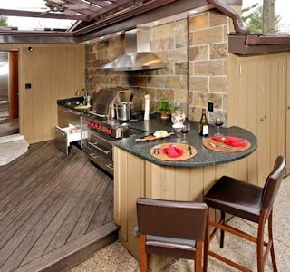 Outdoor Kitchen Designers 95 Cool Designs Digsdigs