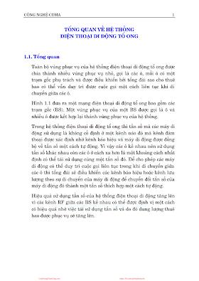 Tổng Quan Về Hệ Thống Điện Thoại Di Động Tổ Ong (cdma).pdf