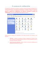 Le panneau de configuration.docx