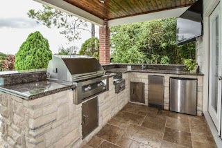 Outdoor Kitchen Appliances Houston S Needs Them for Many Reasons and Seasons