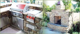 California Outdoor Kitchens Fireplaces Los Angeles Los Angeles