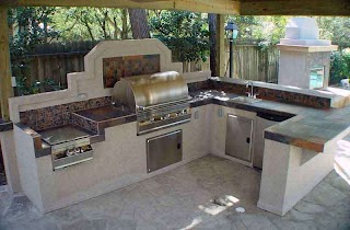 Outdoor Kitchen Forum Swimming Pool Now