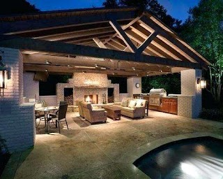 House Plans with Pools and Outdoor Kitchens Pool Designs Nz Kitchen Farm Ideas