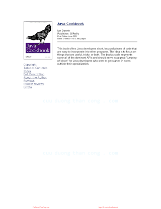 EN - Java cookbook.pdf