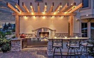 Beautiful Outdoor Kitchens 20 Kitchen Ideas Backyards Pinterest