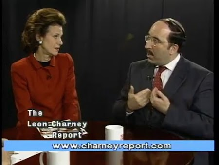 Michael Bar-Zohar, Lally Weymouth and Dore Gold (Original Airdate 3/21/99)
