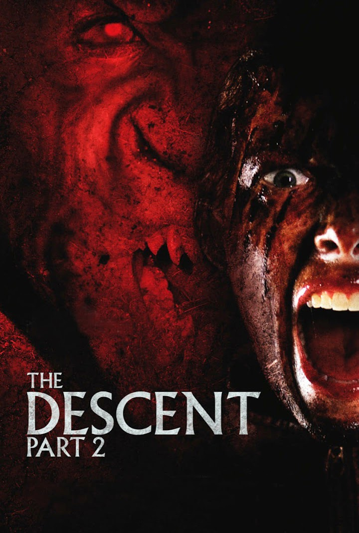 The Descent: Part 2 kurdish poster