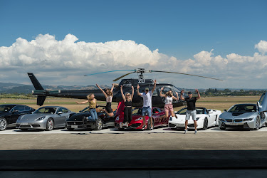 Helicopters & Supercars