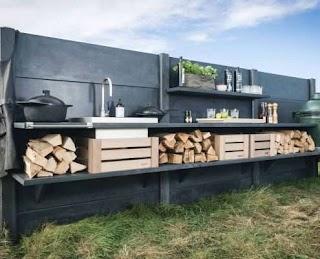 Wwoo Outdoor Kitchen Betonnen Buitenkeuken Op Maat