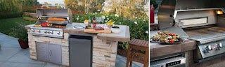 Grand Cafe Outdoor Kitchen Grills Gas Grill Aid Natural Jenn