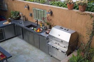 Planning an Outdoor Kitchen Consider Utilities When Your
