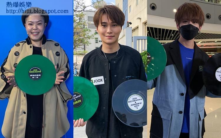 林二汶、胡鴻鈞、姜濤近年喺樂壇成績真係唔錯。
