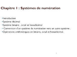 chaptire 1 systeme numeration.ppt