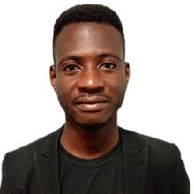 Adeyinka A - React native developer