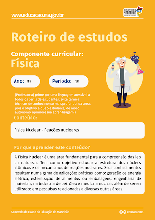 REACOES NUCLEARES