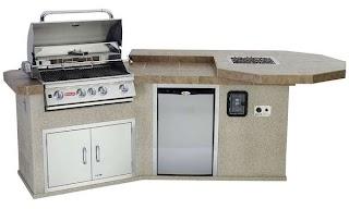 Outdoor Kitchen Equipment UK Bull Western Q Europe S