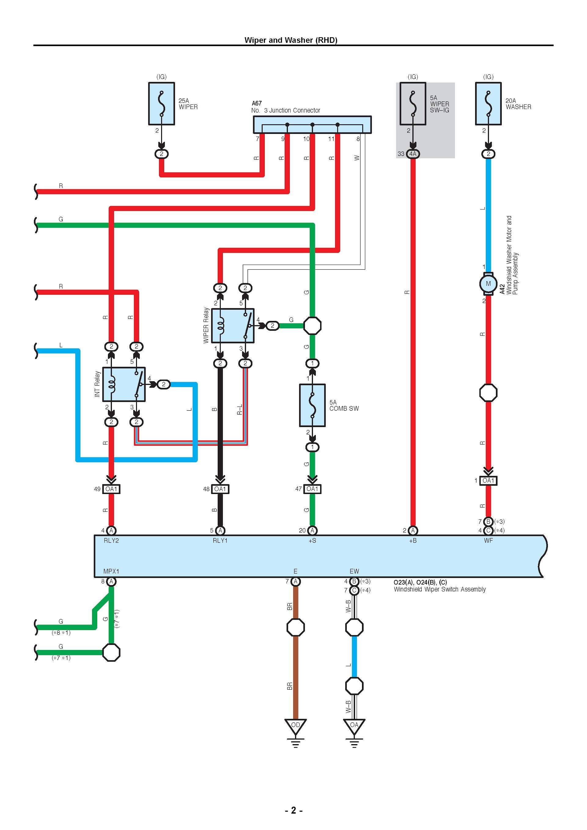 Download 2014-2018 Lexus RC F Wiring Diagrams