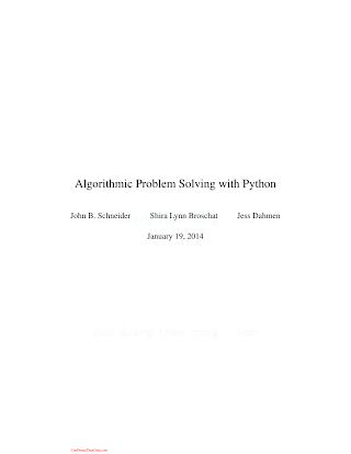 Algorithmic Problem Solving with Python.pdf