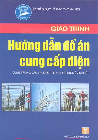 THCN.Giáo Trình Hướng Dẫn Đồ Án Cung Cấp Điện - Lê Đình Bình, 187 Trang.pdf