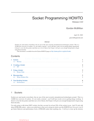 Socket Programming HOWTO.pdf