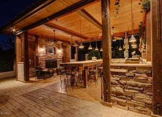Covered Outdoor Kitchens Design Ideas to Steal From 10 Amazing