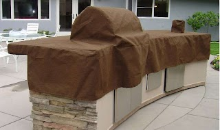 Outdoor Kitchen Island Covers Bbqgrillco Custom