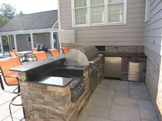 Outdoor Kitchen Creations Richmond Va About Design
