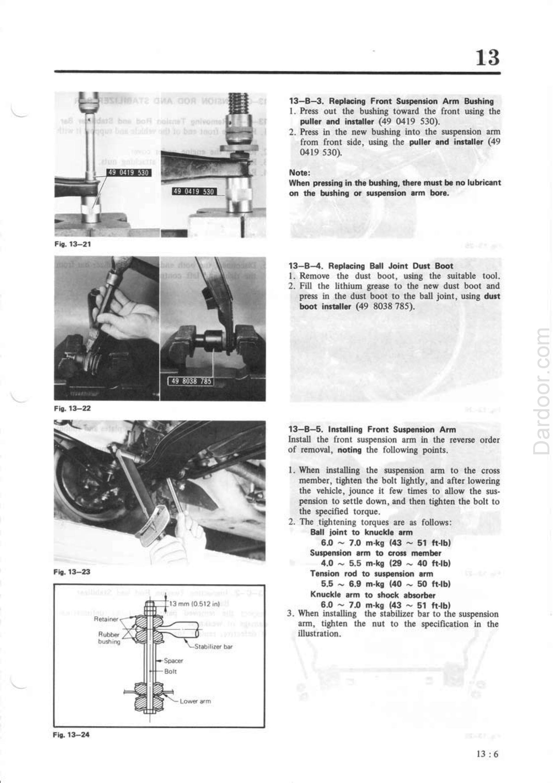 1980 Mazda RX7 repair manual pdf