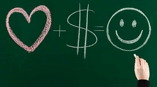 Đi hẹn hò mà lại hết tiền, phải làm sao?