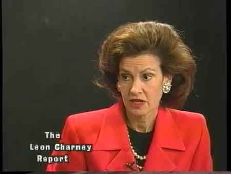 Lally Weymouth and Eliezer Hemeli (Original Airdate 3/30/1997)