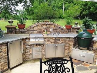 Best Outdoor Kitchen Appliances Stainless Steel Bbq Shelving