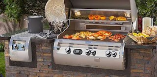 Fire Magic Outdoor Kitchen Exterus S