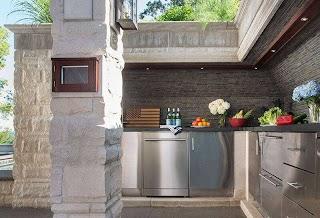 Outdoor Kitchen Components Basics Kalamazoo Gourmet