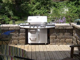 Bbq Outdoor Kitchen Kits Build The to Work with a Standalone Grill Cheaper