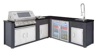 Bbq Galore Outdoor Kitchen Highend Barbecues Fire up for Australia Day