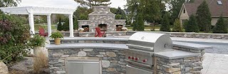 Outdoor Kitchen Concrete Countertops S and Coutertops