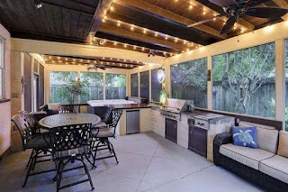Outdoor Kitchen for Sale 10 Homes with Stunning S