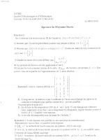Examen ANALYSE NUMERIQUE + Correction (Janvier 2012).pdf