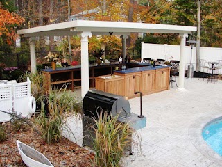 Outdoor Kitchen Small Space Ideas Pictures Tips Expert Advice Hgtv