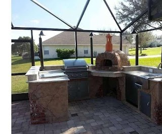 Building Your Own Outdoor Kitchen Build Countertopswood