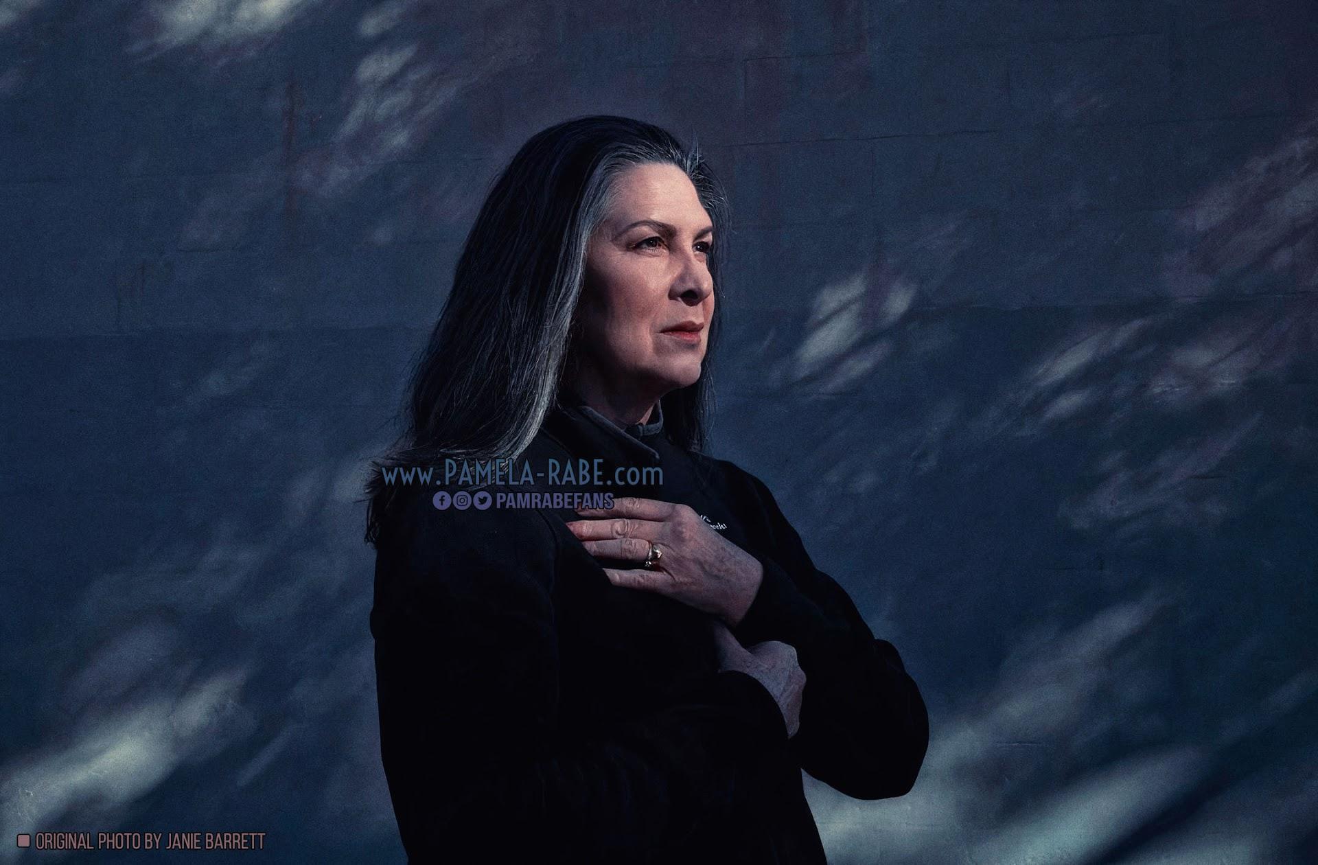 Pamela Rabe - Original Photo by Janie Barrett