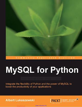 MySQL for Python.pdf