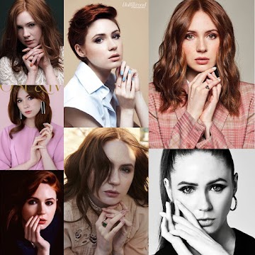 Karen Gillan 71st Photo
