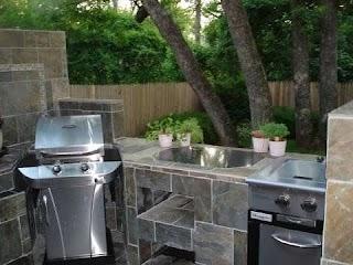 Outdoor Kitchens Home Depot Kitchen Kits Youtube