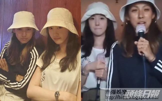 李孝利和潤娥興致勃勃直播給粉絲看她們唱K,卻因沒戴口罩挨轟。
