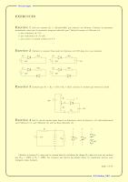 Exercices Sur L'electronique General.pdf