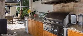 Outdoor Kitchen Orlando Remodel Fl New Horizons