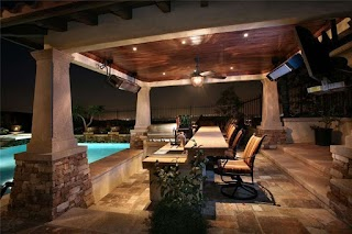Outdoor Covered Kitchen Designs Landscaping Network