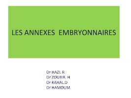Diapo Annexes embryonnaires.pptx